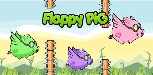 Đồ họa đẹp mắt trong Flappy pig