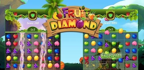 Giao diện của Kim cương hoa quả