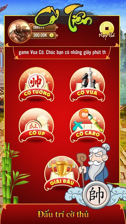 các game cờ trong cờ tướng online phiên bản mới